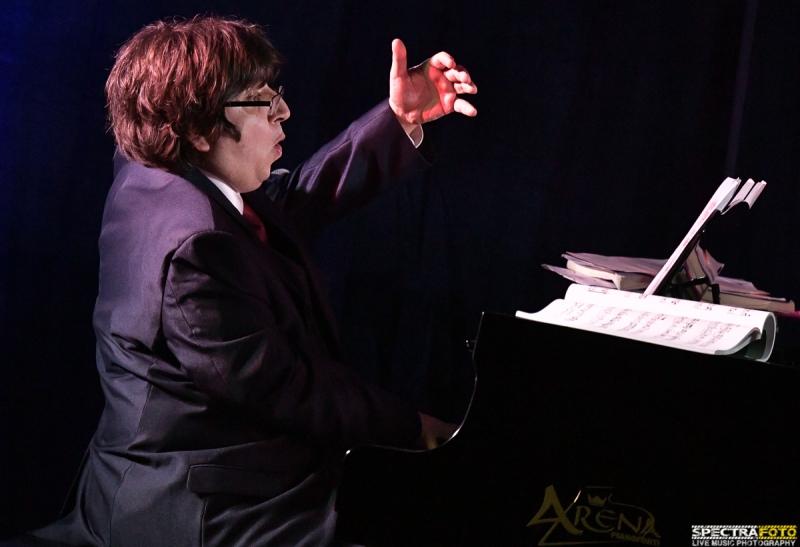 Danilo Rea e Ramin Bahrami in Bach in the air_ISenzaTempo(AV)_©SpectraFoto_9-2-2019_09