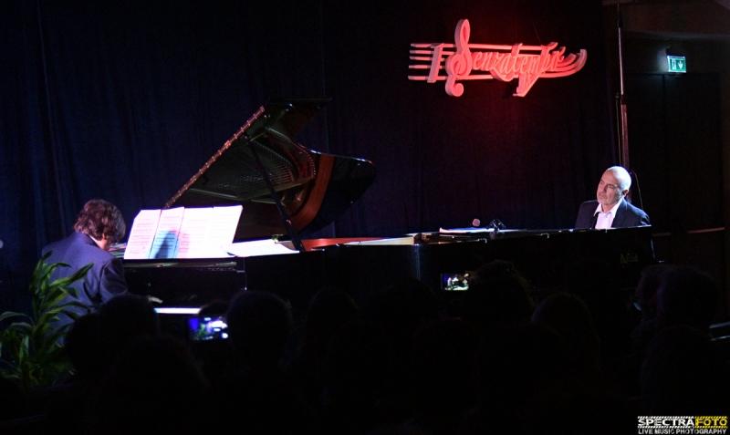 Danilo Rea e Ramin Bahrami in Bach in the air_ISenzaTempo(AV)_©SpectraFoto_9-2-2019_22
