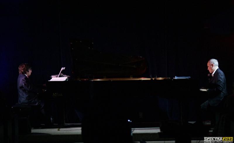 Danilo Rea e Ramin Bahrami in Bach in the air_ISenzaTempo(AV)_©SpectraFoto_9-2-2019_23