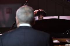 Danilo Rea e Ramin Bahrami in Bach in the air_ISenzaTempo(AV)_©SpectraFoto_9-2-2019_06