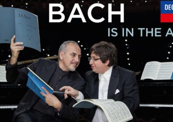 BACH IS IN THE AIR – Ramin Bahrami/Danilo Rea