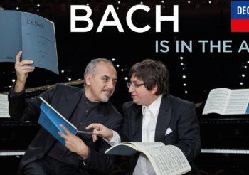 BACH IS IN THE AIR – Ramin Bahrami/Danilo Rea